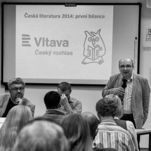 Veřejná diskuse Česká literatura 2015: první bilance