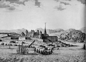 Objevy a základny – úsvit moderního kolonialismu