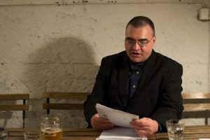 Mircea Dan Duta uvádí Dina Flamanda