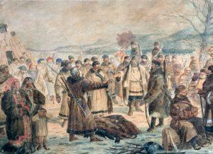 Ruská kolonizace Sibiře