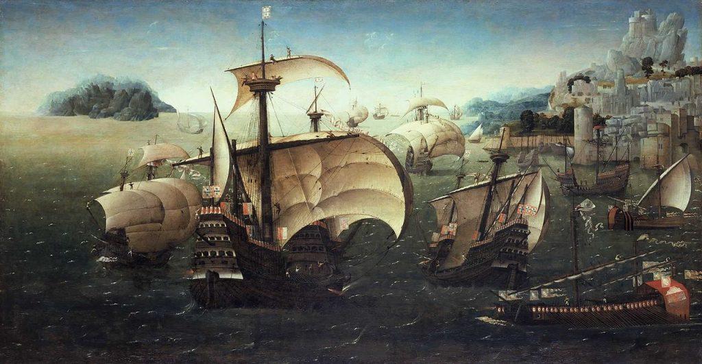 Konec portugalského panství vAfrice