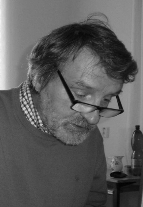 Luboš Antonín (22. 6. 1952–17. 8. 2016)