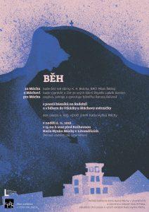 Běh za K. H. Máchu: plakát