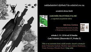 Nakladatelství dybbuk uvádí: Palme & Šanda: plakát