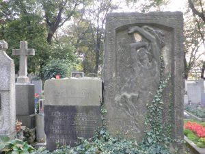 Sepulkrální umění, pamětihodnosti a záhady hřbitova Bubeneč (II)