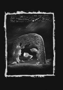 Petr Stančík: Andělí vejce: plakát