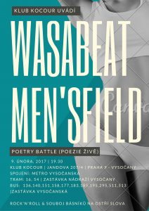 Poetry Battle: plakát
