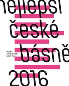 K antologii Nejlepší české básně 2016