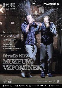 Muzeum Vzpomínek: plakát