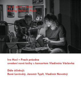 Ivo Hucl: Prach prázdna: plakát