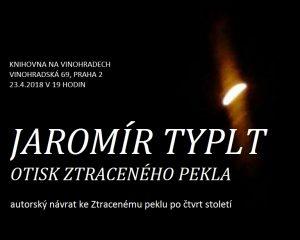 Jaromir Typlt pozvanka