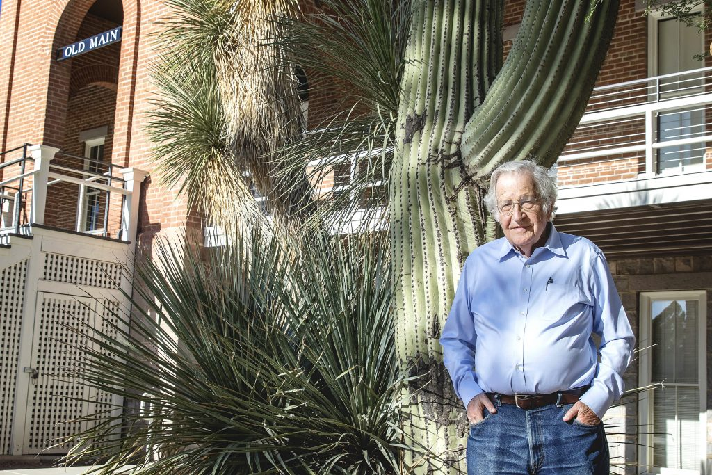 Chomsky_university