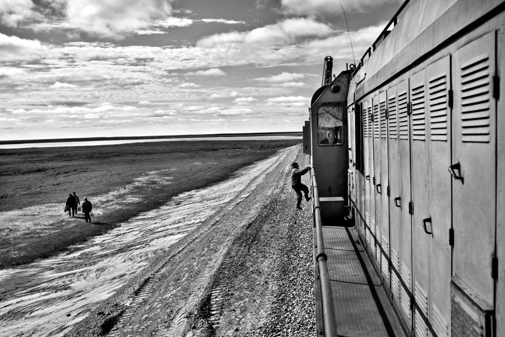Nejsevernější železnice světa, Jamal 2011. Foto Martin Wágner / 400ASA