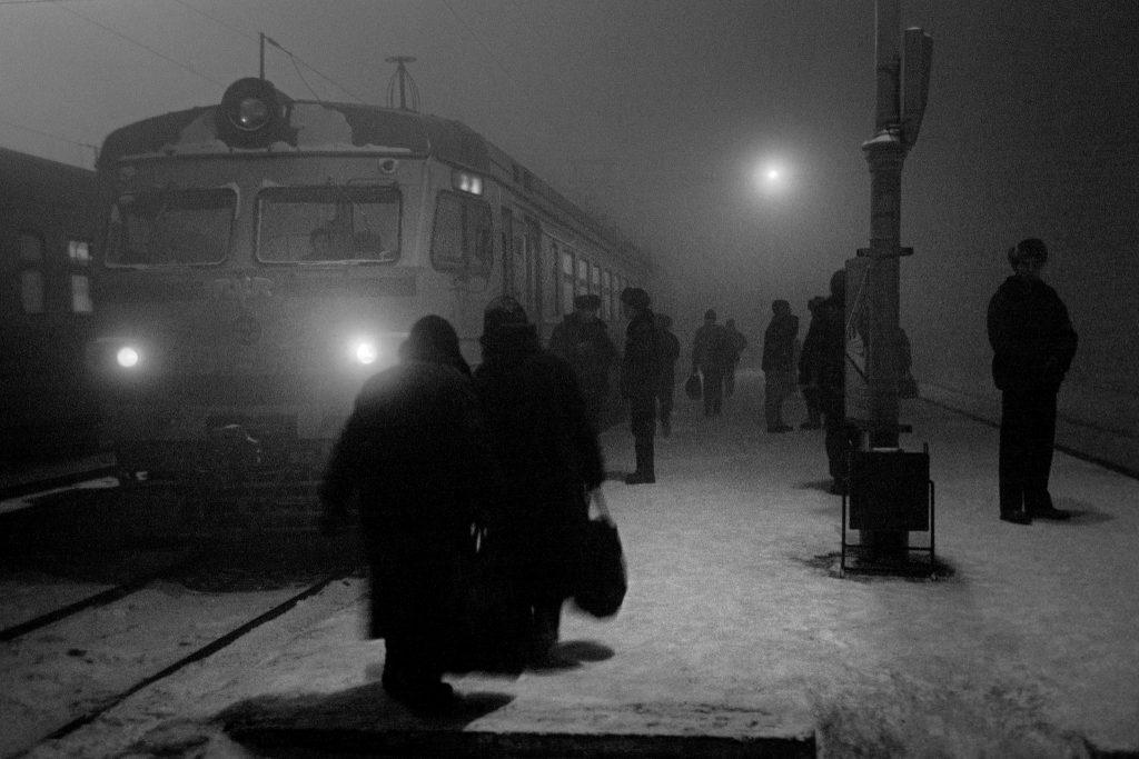 Transsibiřská magistrála, Irkutsk 2000. Foto Martin Wágner / 400ASA