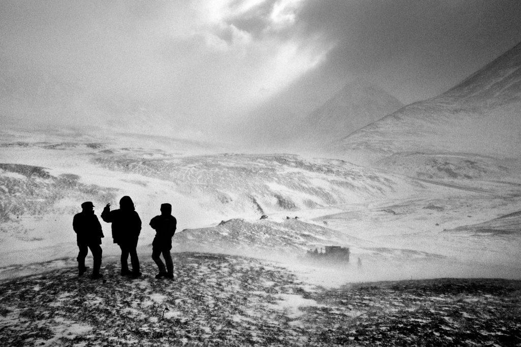 Expedice energetiků, Čukotka 2004. Foto Martin Wágner / 400ASA