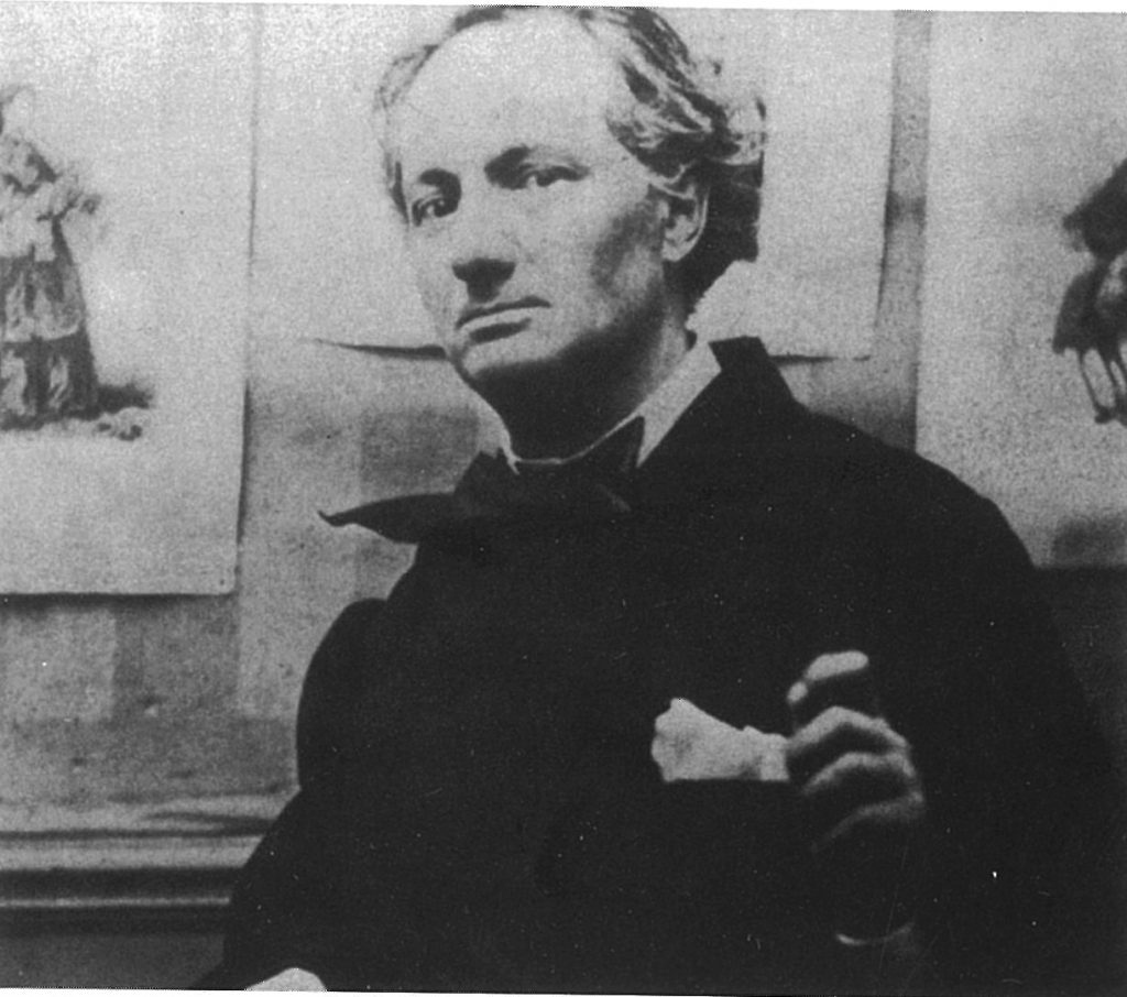 Baudelaire_studie