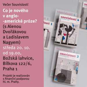 2 - Co je nového v AA-próze_20. 10. od 19.00